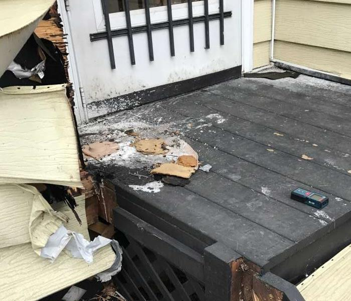 Fire Damage Restoration in North Haven CT