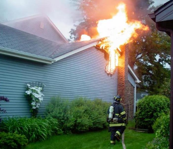 Fire Damage The Facts About Chimney Fires