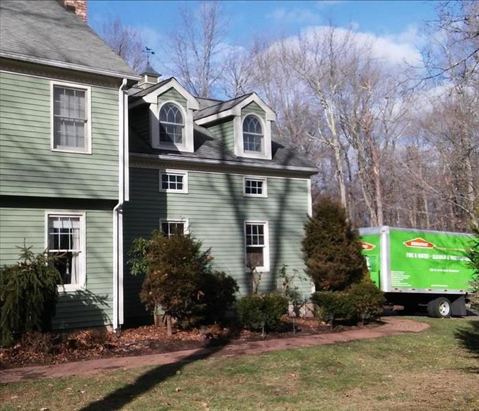 Mold Remediation Residential Mold Remediation in Branford, CT